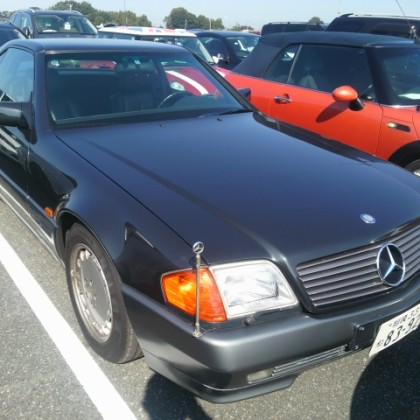 1992 Mercedes Benz 500SL