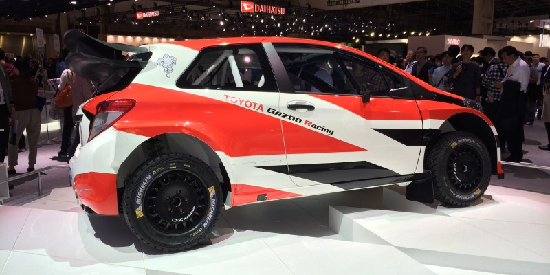 Trip to the Tokyo Motor Show 2015