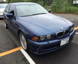 2002 Alpina B10S, one of 88 produced