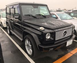 2006 Mercedes Benz G55 AMG Kompressor