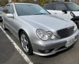2003 Mercedes Benz C32T AMG wagon