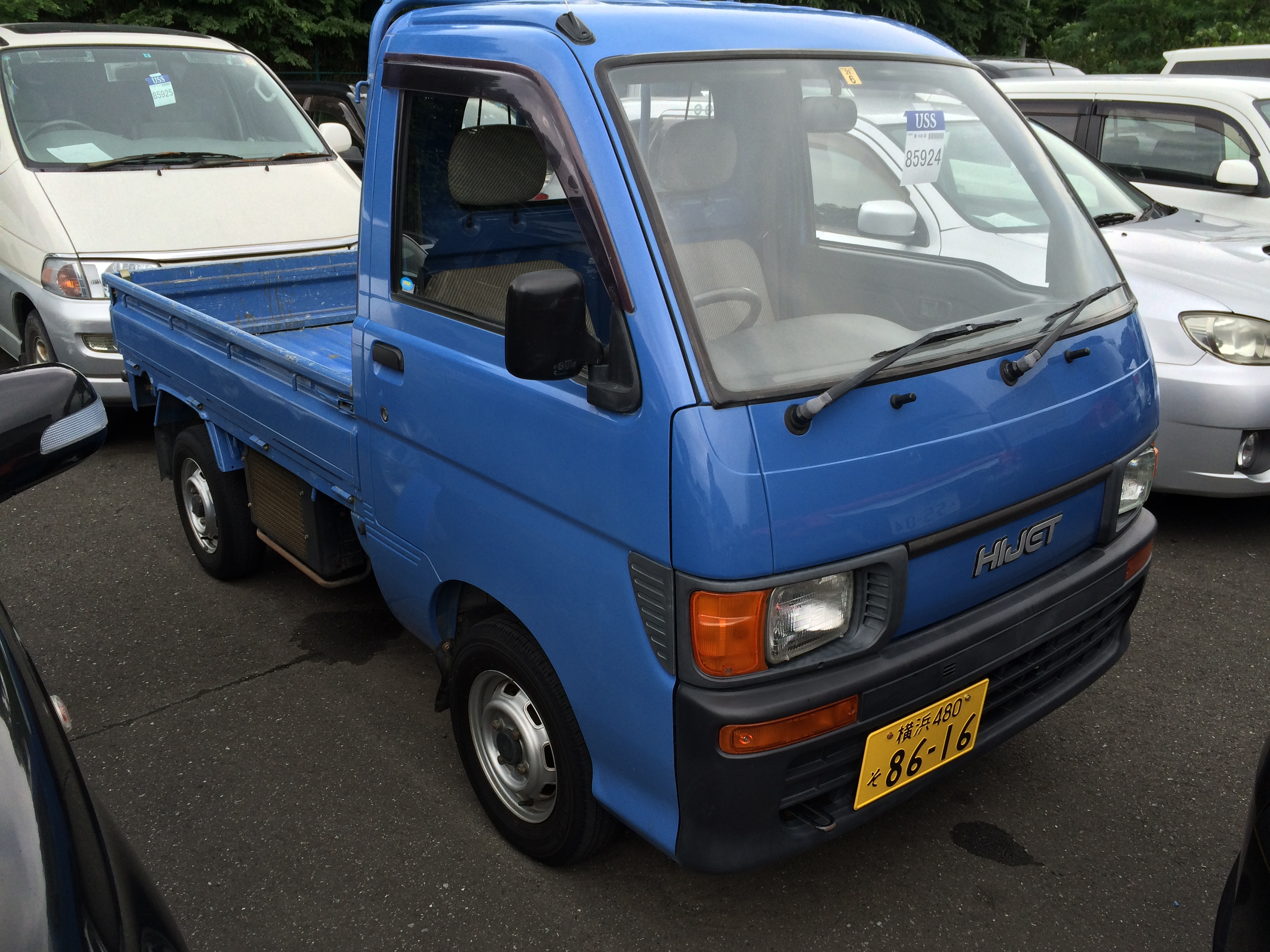 Japanese Mini trucks, a favorite worldwide!